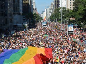 Pridefestivalen och Tony Irving