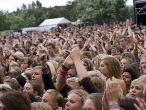 Putte i Parken – en gratis festival
