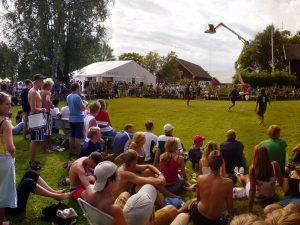 Festivaler i sommar