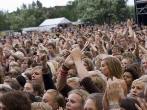 Bekvämligheter vi saknar på festival